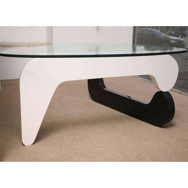 1950s 1950s Mid-Century Modern Noguchi Coffee Table For Sale - Image 5 of 10