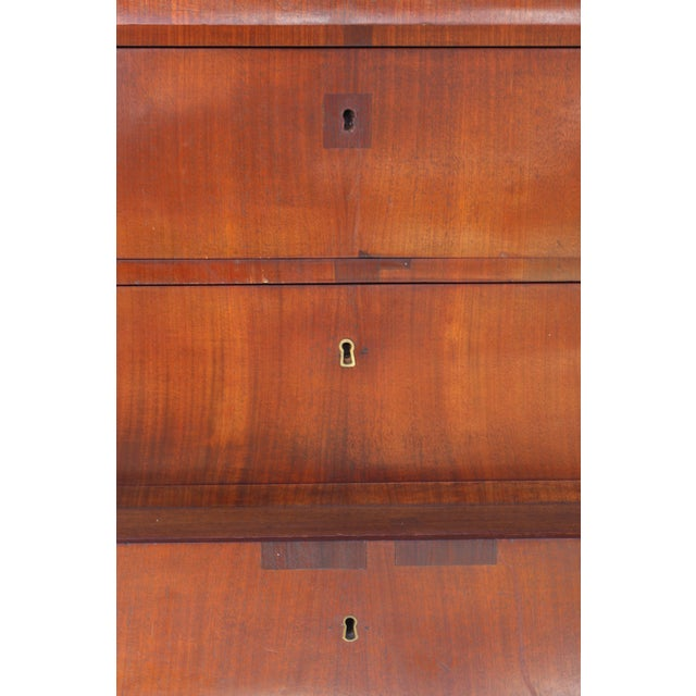 Biedermeier Small Chest of Drawers - Image 6 of 11