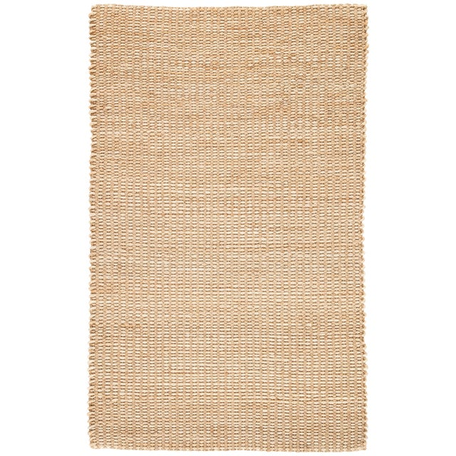 Jaipur Living Blair Natural Tan Area Rug - 8′ × 10′ For Sale