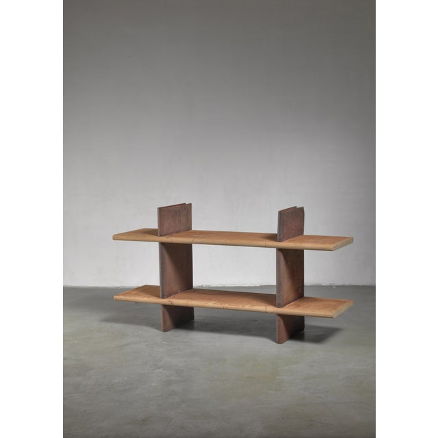 1950s Angelo Mangiarotti Shelves, Italy For Sale - Image 5 of 7