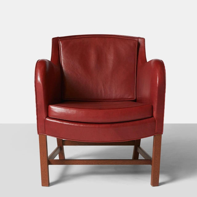 Modern Pair of Kaare Klint Mix Chairs For Sale - Image 3 of 9
