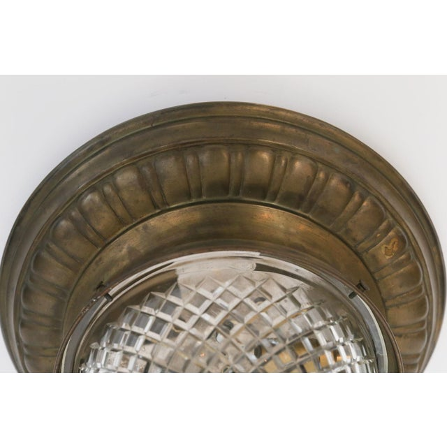 Repousse Flush Mount Light For Sale - Image 4 of 11