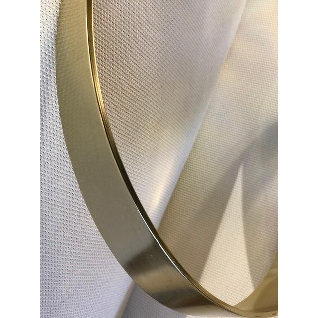 Dan Murphy Abstract Gilt Aluminum Sculpture by Dan Murphy For Sale - Image 4 of 7