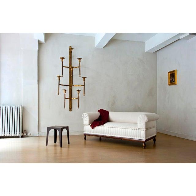 Textile Brampton - Pleated Sofa For Sale - Image 7 of 8