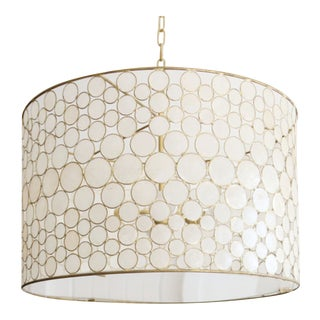 Oly Studio Serena Drum Chandelier For Sale