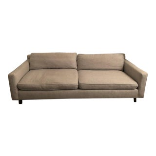 Modern Mitchell Gold Hunter Custom Sofa For Sale