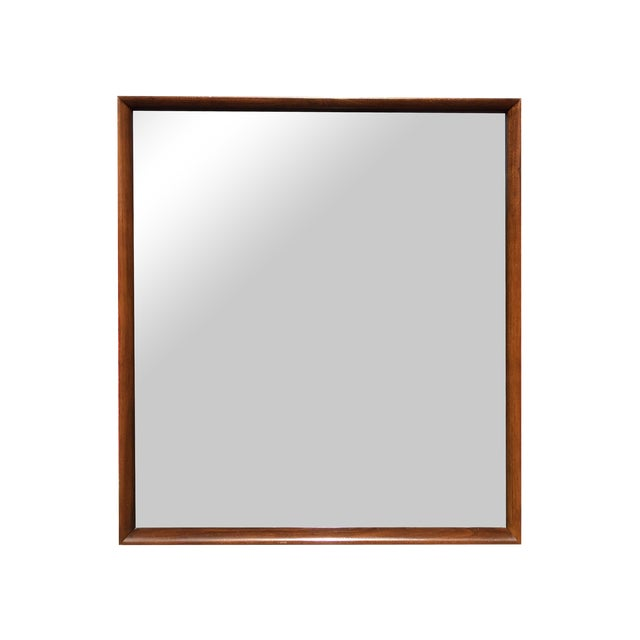 Mid-Century American of Martinsville Wall Mirror - Image 1 of 5