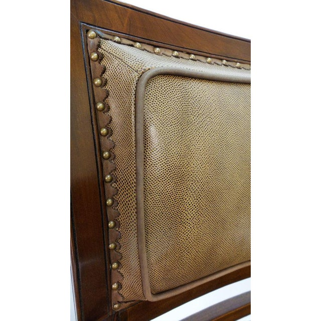 Empire Armchair For Sale - Image 10 of 11