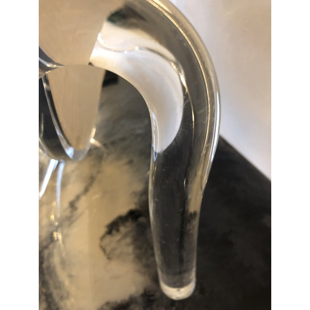 Mid Century Modern Dorothy Thorpe Lucite Tabletop Make-Up Mirror - Image 7 of 10