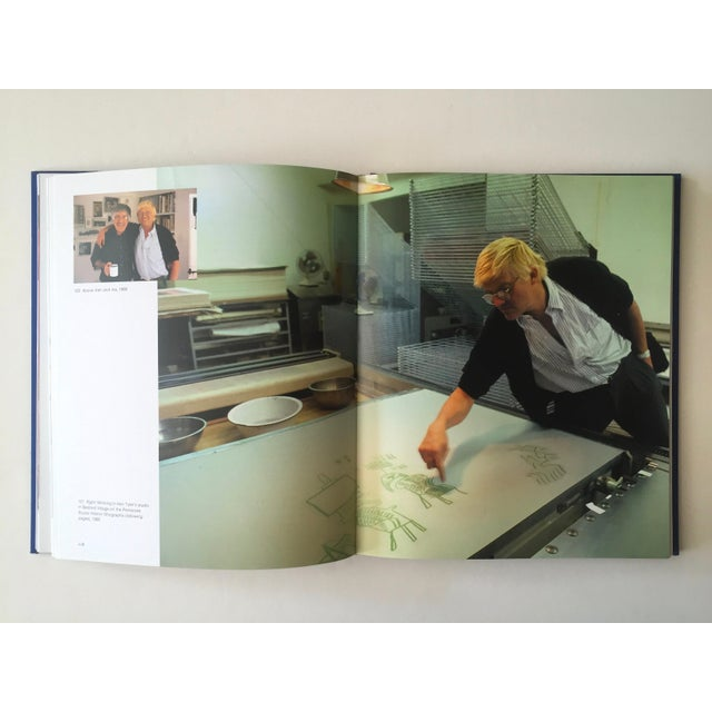 """1990s David Hockney """" That's the Way I See It """" Vintage 1993 First Edition Hardcover Pop Art Book For Sale - Image 5 of 13"""