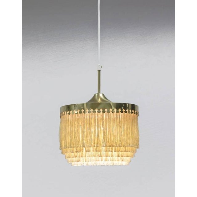 Mid-Century Modern Vintage ceiling lamp by Hans-Agne Jakobsson For Sale - Image 3 of 7