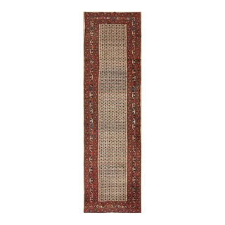 """Antique N.W.Persian Rug 3'4"""" X 11'2"""" For Sale"""