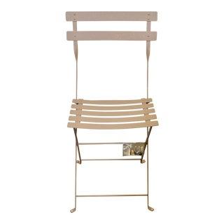 Fermob Bistro Nutmeg Chair For Sale