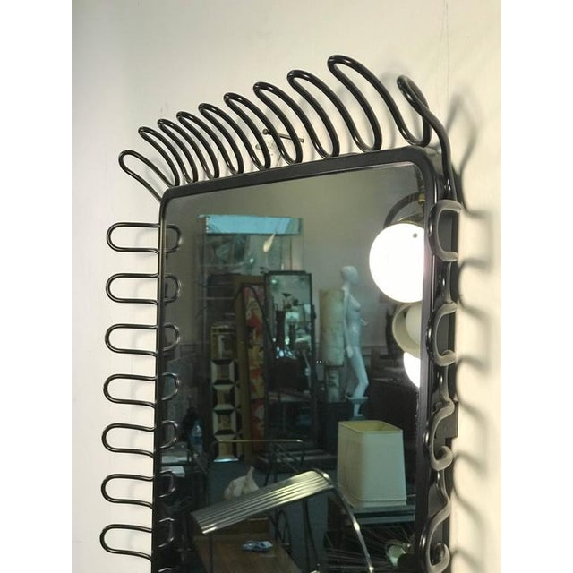 Beautiful Modern Mirror For Sale In Philadelphia - Image 6 of 8