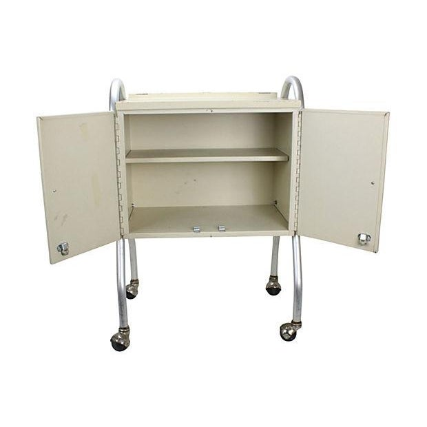 1960s Industrial Cart - Image 2 of 5
