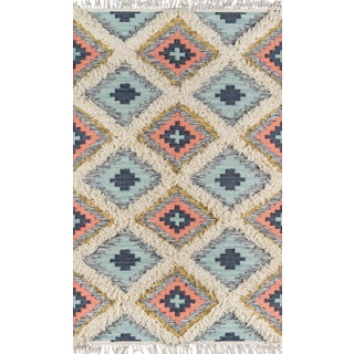 Novogratz by Momeni Indio Templin in Multi Rug - 3'X5' For Sale