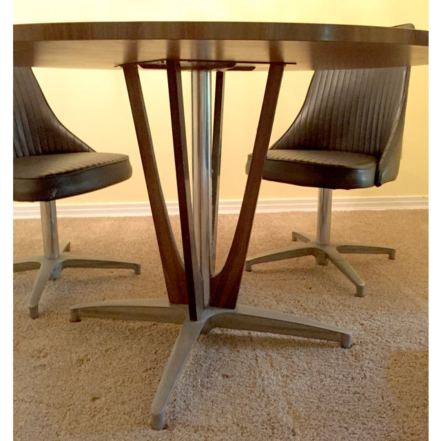 Vintage Chromcraft Mid Century Dining Set - Image 4 of 8