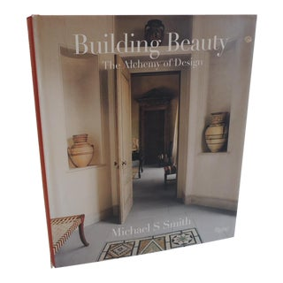 Michael S. Smith Building Beauty Book For Sale