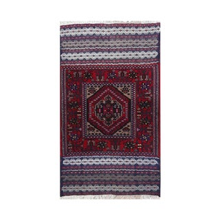 Persian Ghochan Tribal Rug - 3' x 5'