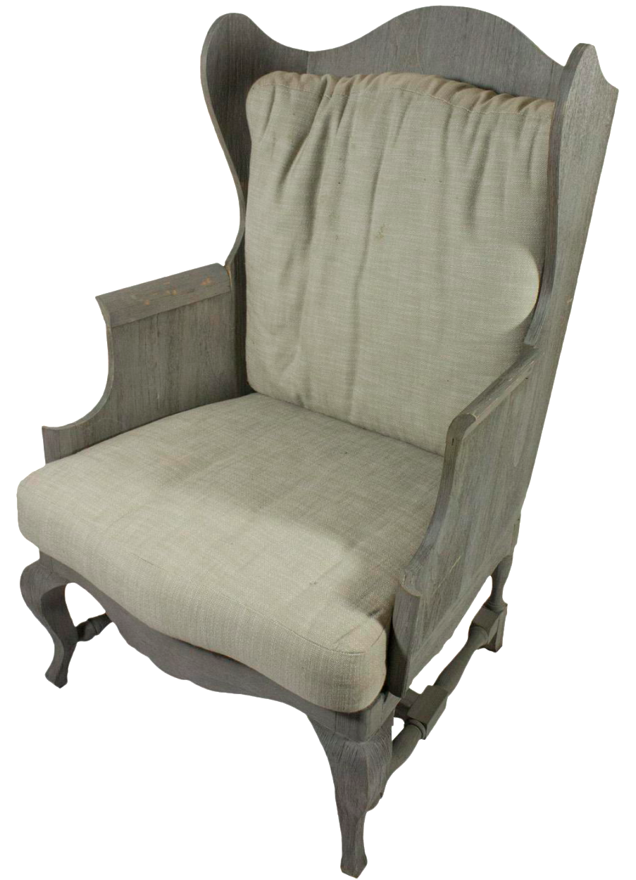 Attrayant Restoration Hardware Outdoor Wingback Chair