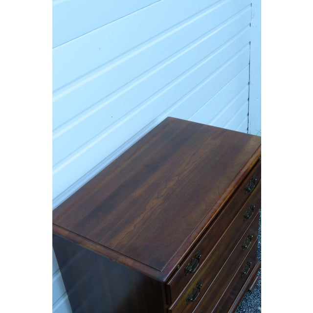 Solid Cherry Small Dresser With Pullout Tray 2413 For Sale In Miami - Image 6 of 13