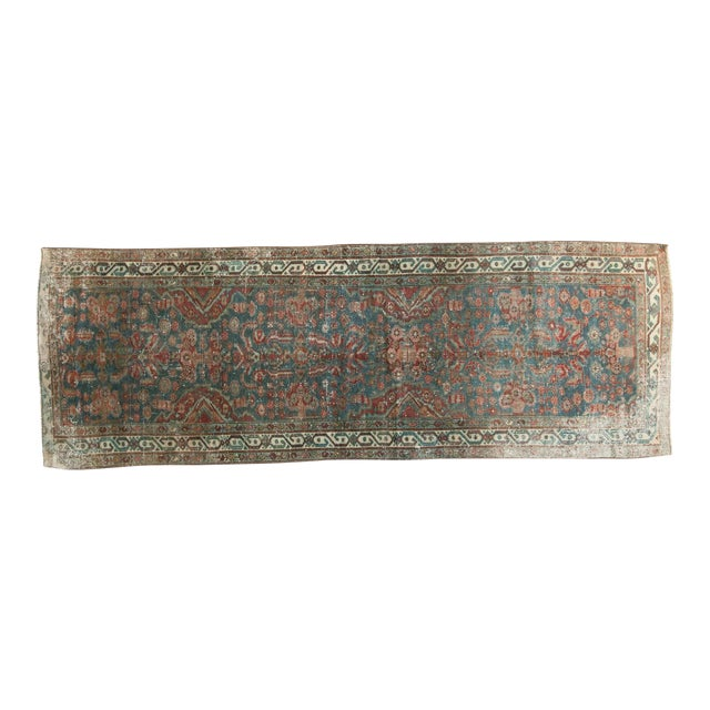 "Vintage Northwest Persian Rug Runner - 3' X 8'6"" For Sale"