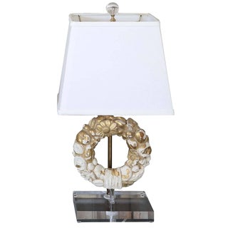 Italian Fragment Table Lamp For Sale