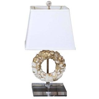 Italian Fragment Table Lamp For Sale