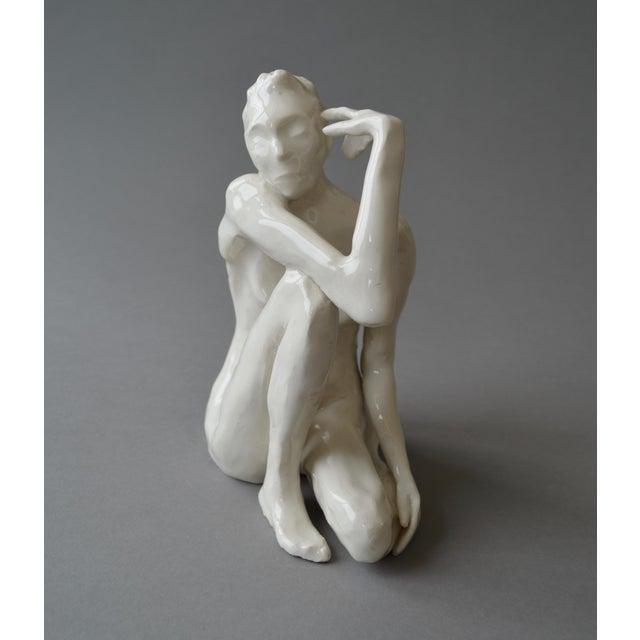 Contemporary Ceramic Figurative Maquette For Sale In New York - Image 6 of 10