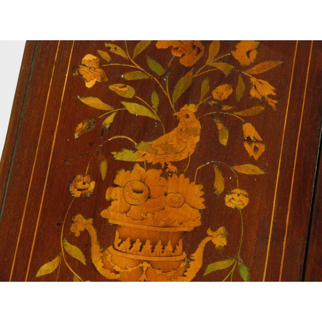 19th Century French Marquetry Podruse For Sale - Image 9 of 13