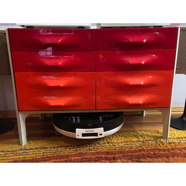 1960s Raymond Loewy Chest Of Drawers For Sale - Image 11 of 11