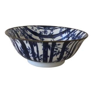 Chinoiserie Bamboo Bowl