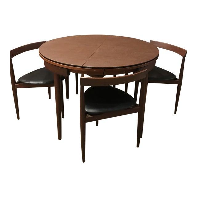 Hans Olsen Mid-Century Modern Dinette Dining Set For Sale