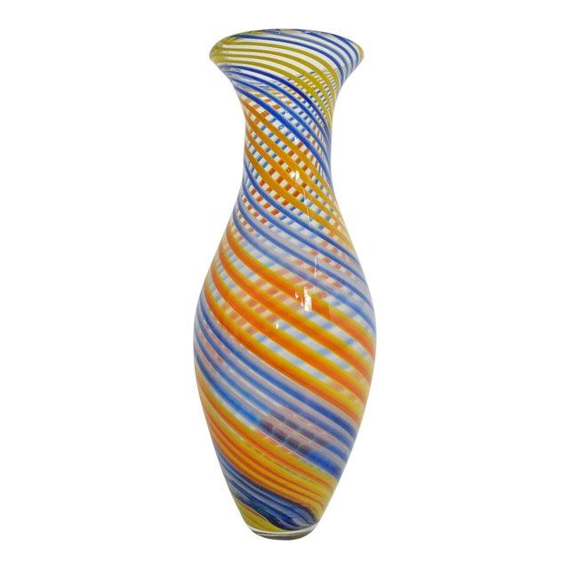 Tall Murano Vase - Image 1 of 5