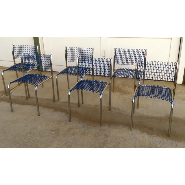 Thonet Sof-Tech Side Chairs by David Rowland - Set of 6 For Sale - Image 5 of 11