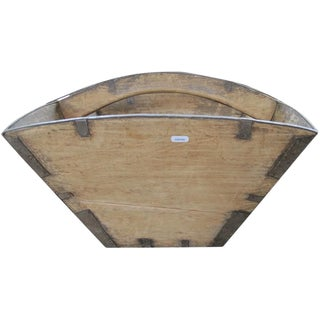Chinese Wooden Rice Measurer