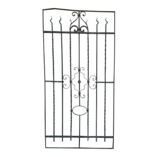 Antique Victorian Iron Architectural Salvage For Sale