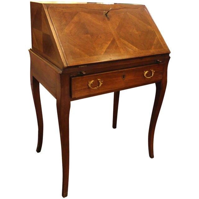 Country French Bonheur Du Jour Desk For Sale In Raleigh - Image 6 of 6