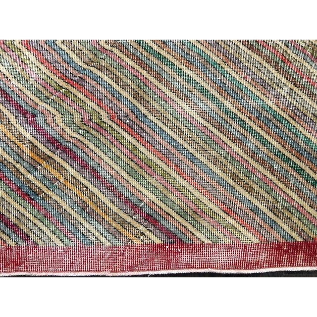 "Zeki Muran Turkish Rug - 3'11"" x 8'4"" - Image 3 of 8"