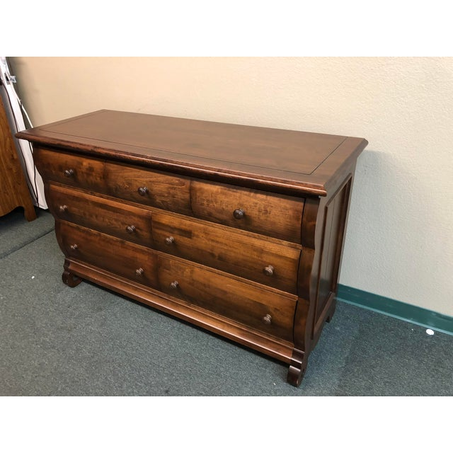 Traditional Traditional Capretti Designs 7-Drawer Dresser For Sale - Image 3 of 11