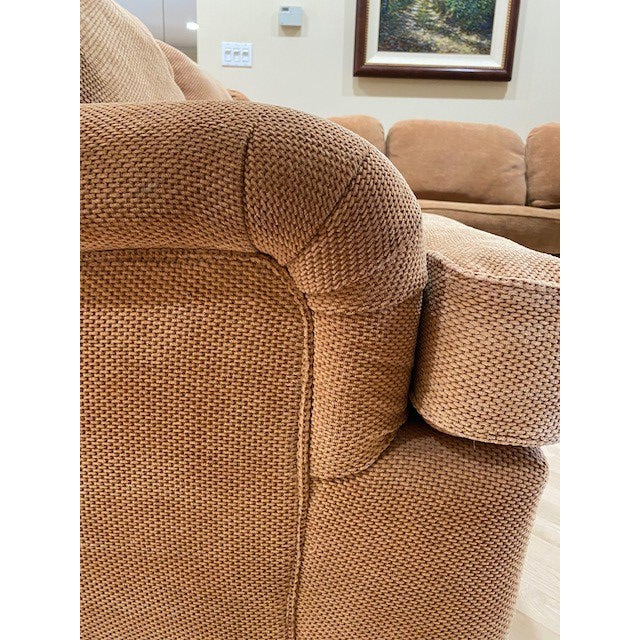 Textile Kravet Sectional Sofa from the Crescendo Collection #25 For Sale - Image 7 of 9