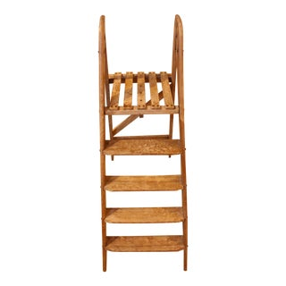 Antique English Twyford Ladder For Sale