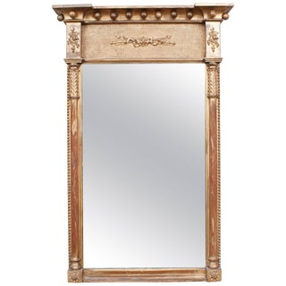 Regency Tabernacle Mirror, circa 1805, England For Sale