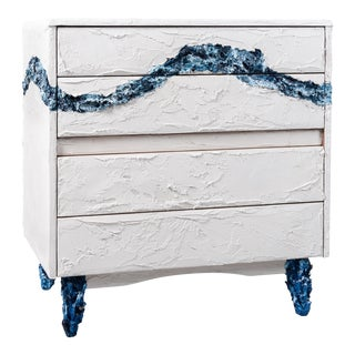 Building Sandcastles, Hand- Crafted Chest of Drawers by Atelier Miru For Sale