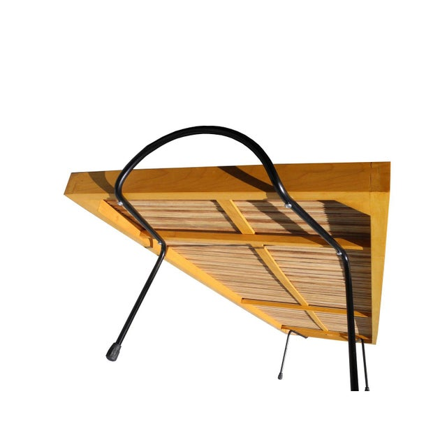 Metal Mid-Century Modern Laverne Bench/Coffee Table by Katavolos, Littell and Kelly For Sale - Image 7 of 10