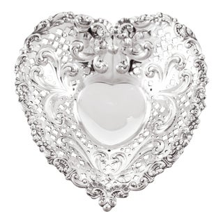 Gorham Heart-Shaped Dish For Sale