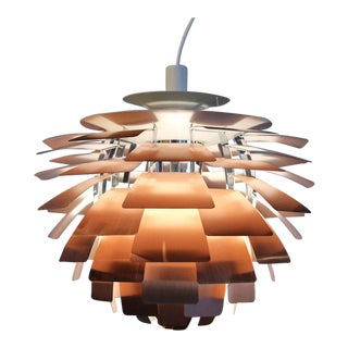 Scandinavian 'Artichoke' Chandelier by Poul Henningsen, Louis Poulsen of Denmark For Sale