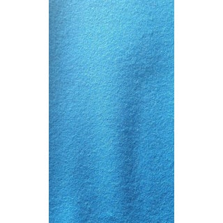 Designtex Pigment Blue Wool - 1.625 Yards