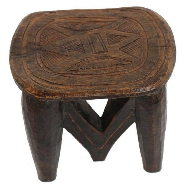 Vintage Uroba Stool For Sale