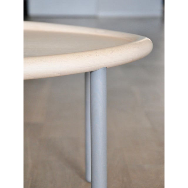 Wood Danish Design Wrong for Hay Serve Table For Sale - Image 7 of 11